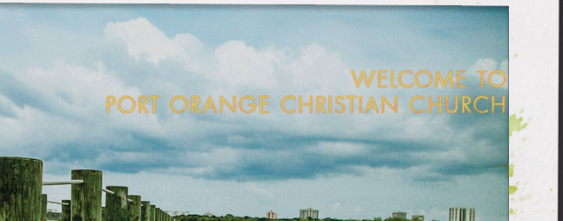 Port Orange Christian
